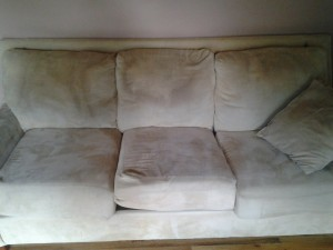 micro fiber upholstery cleaning